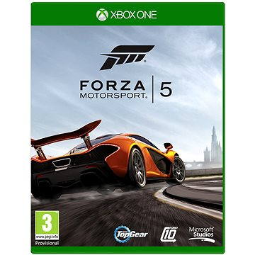 Forza 5 Game Of The Year Edition - Xbox One (PK2-00022)