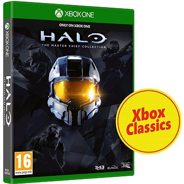 Halo: The Master Chief Collection - Xbox One (RQ2-00030)
