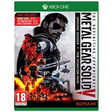 Metal Gear Solid 5: The Phantom Pain Definitive Experience- Xbox One
