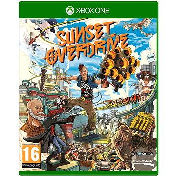 Sunset Overdrive - Xbox One (3QT-00044)