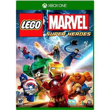 LEGO Marvel Super Heroes - Xbox One (5051892149488)