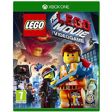 LEGO Movie Videogame - Xbox One (5051892165334)