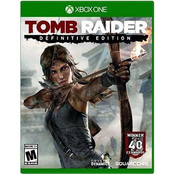 Tomb Raider: Definitive Edition - Xbox One (5021290061040)