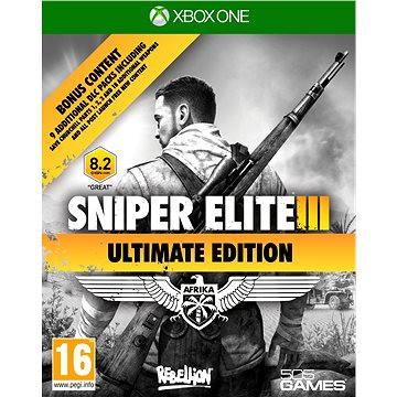 Sniper Elite 3 Ultimate Edition - Xbox One (8023171036045)