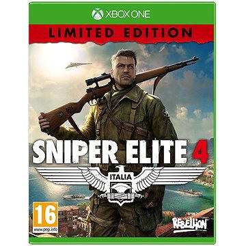 Sniper Elite 4 Limited Edition - Xbox One