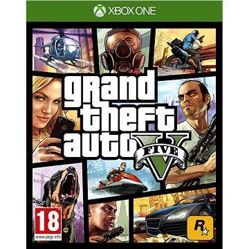 Grand Theft Auto V - Xbox One (5026555284080)
