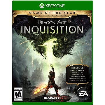 Dragon Age 3: Inquisition GOTY - Xbox One (C0038506)