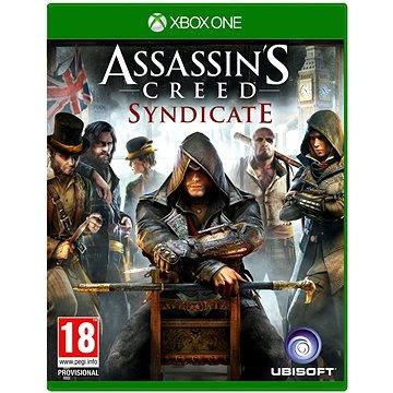 Assassins Creed: Syndicate Speciální Edice CZ - Xbox One (3307215894255)