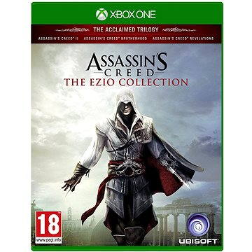 Assassins Creed The Ezio Collection - Xbox One (USX300280)