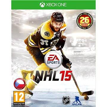 NHL 15 CZ - Xbox One (C0038392)