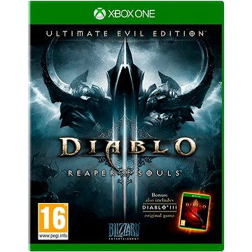 Diablo III: Ultimate Evil Edition - Xbox One (87184EM)