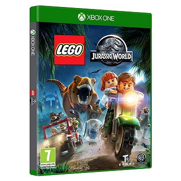 LEGO Jurassic World - Xbox One (5051892191586)