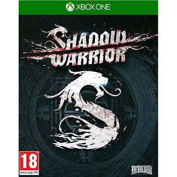 Shadow Warrior - Xbox One (3391891981279)