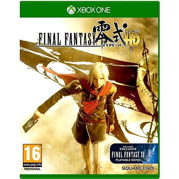 Final Fantasy Type-O HD - Xbox One (5021290065048)