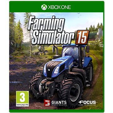 Farming Simulator 2015 - Xbox One (3512899113749)