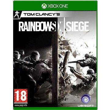 Tom Clancys: Rainbow Six: Siege - Xbox One (3307215889374)