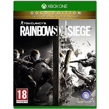 Tom Clancys Rainbow Six: Siege Gold Edition - Xbox One (3307215985441)