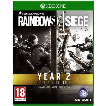 Tom Clancys Rainbow Six: Siege Gold Season 2 - Xbox One (3307216002062)