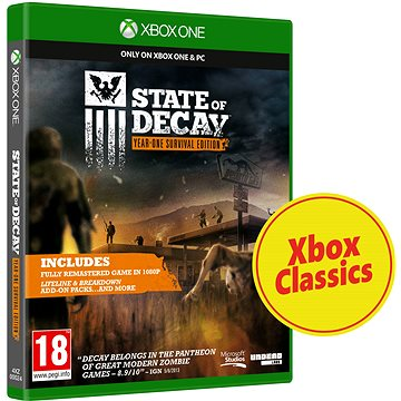 State of Decay: Year One Survival Edition - Xbox One (4XZ-00024)