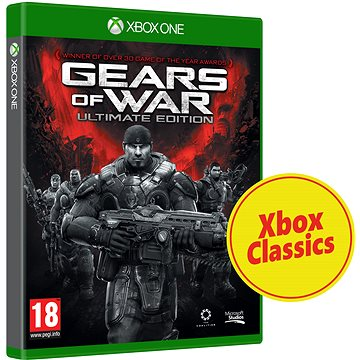 Gears of War Ultimate Edition - Xbox One (4V5-00011)