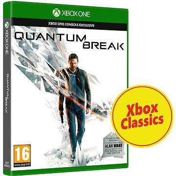 Quantum Break - Xbox One (U5T-00022)
