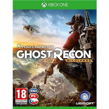 Tom Clancys Ghost Recon: Wildlands - Xbox One (3307215913208)