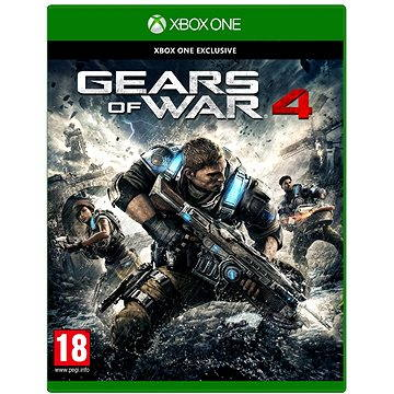 Gears of War 4 - Xbox One (4V9-00021)