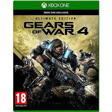 Gears of War 4 Ultimate Edition - Xbox One (26F-00018)