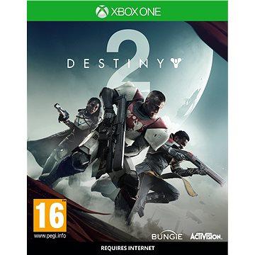 Destiny 2 - Xbox One (88098UK) + ZDARMA Dárek Originální steelbook Destiny 2