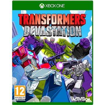 Transformers Devastation - Xbox One