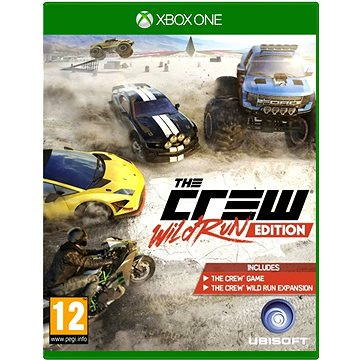 The Crew: Wild Run Edition - Xbox One (3307215914465)