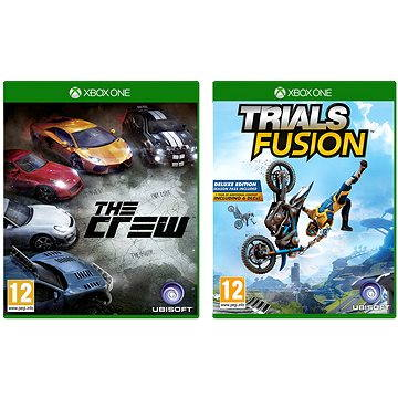 The Crew + Trial Fusion - Xbox One