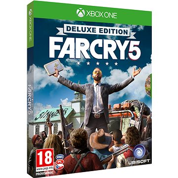 Far Cry 5 Deluxe Edition - Xbox One (3307216023135)