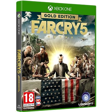 Far Cry 5 Gold Edition - Xbox One (3307216023036)