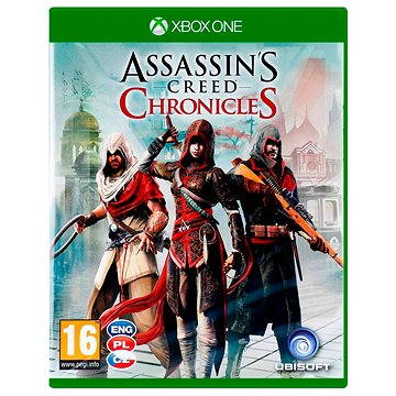 Assassins Creed Chronicles - Xbox One (3307215915530)