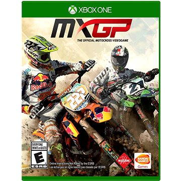 MXGP 2 The Official Motocross Videogame - Xbox One (8059617104764)