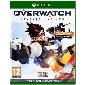 Overwatch: Origins Edition - Xbox One (87763CZ)
