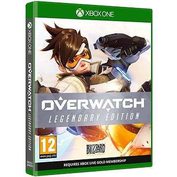 Overwatch: Legendary Edition - Xbox One (88262EN)