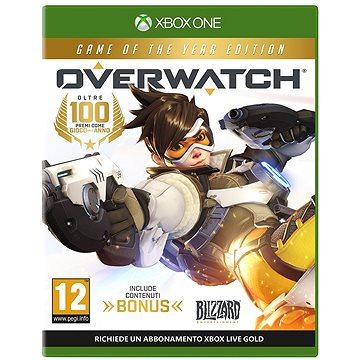 Overwatch: GOTY Edition - Xbox One (88130EN)