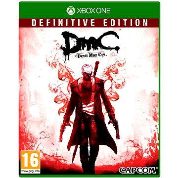 DMC - Devil May Cry Definitive Edition - Xbox One