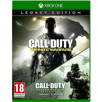 Call of Duty: Infinite Warfare Legacy Edition - Xbox One (87863EM)