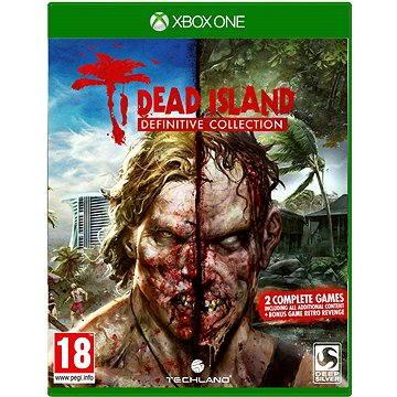 Dead Island Definitive Edition - Xbox One (4020628844547)