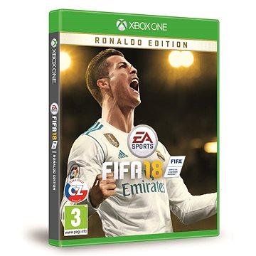 FIFA 18 Ronaldo Edition - Xbox One (1061384) + ZDARMA Figurka - dárek k předobjednávce - Cristiano Ronaldo