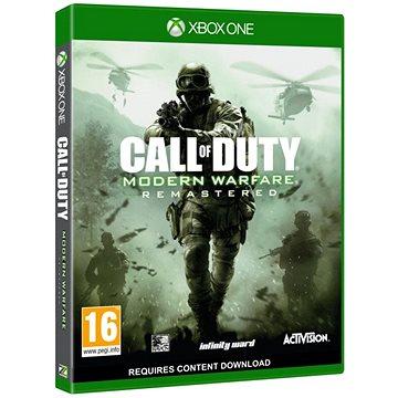 Call of Duty: Modern Warfare Remaster - Xbox One (88075EN)