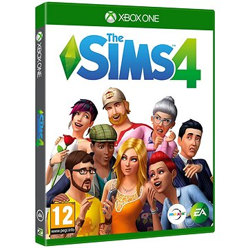 The Sims 4 - Xbox One (1051223)
