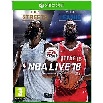 NBA Live 18 - Xbox One (1027154)