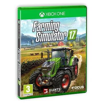 Farming Simulator 17 - Xbox One (3512899116696)