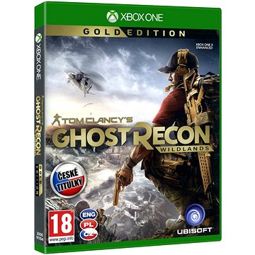Tom Clancy's Ghost Recon: Wildlands Gold Ed. - Xbox One (3307215969311)