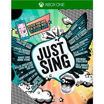 Just Sing - Xbox One (USX303921)
