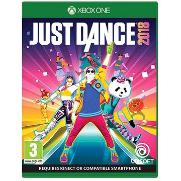 Just Dance 2018 - Xbox One (USX303631)